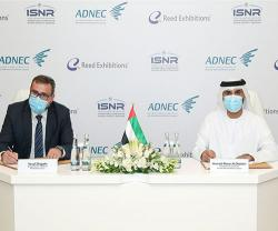 ADNEC Acquires International Exhibition for National Security & Resilience (ISNR Abu Dhabi)