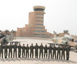 Royal Air Force of Oman Receives 1st Hawk Jet Trainers