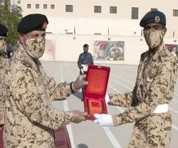 Bahrain Defense Force Holds Graduation Ceremony