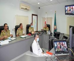 Bahraini, Kuwaiti National Guards Conduct Virtual Joint Exercise