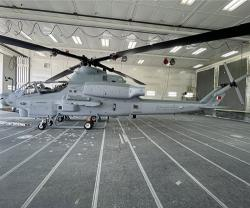 Bell Completes 1st Bahrain AH-1Z Viper Attack Helicopter