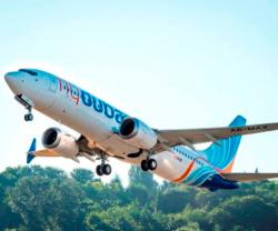 Boeing Delivers First 737 MAX 8 to flydubai
