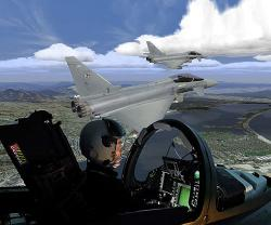 CAE to Provide 4 Medallion MR e-Series for Qatar Typhoon Simulators