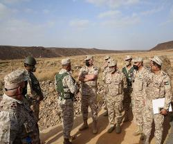 Chairman of Joint Chiefs of Staff Hails Jordan Armed Forces