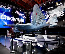 Checkmate - The Real Star of MAKS-2021
