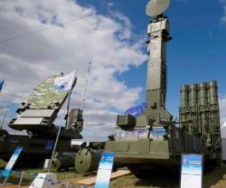 Russia Deploys S-300 Air Defense System to Syria