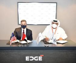 EDGE, Lockheed Martin Sign MoU at IDEX 2021