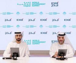 EDGE Group, World Government Summit Sign Partnership Agreement