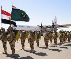 Egypt, Sudan Air Forces Start 'Nile Eagles-2' Exercise