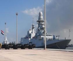 Fincantieri Delivers First FREMM Bergamini Frigate to Egypt