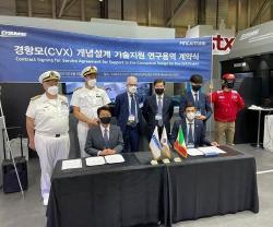 Fincantieri to Support Daewoo in Conceptual Design of New Korean Aircraft Carrier