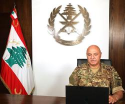 France Hosts International Virtual Meeting to Support Lebanese Army