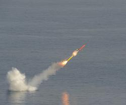 French Defense Minister Hails First Cruise Missile Launch by New 'Suffren' Submarine