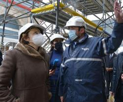 French Defense Minister Tours Naval Group's Nuclear Attack Submarine Shipyard