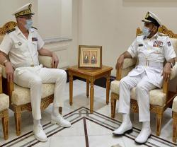 French Joint Forces Commander in Indian Ocean Visits Oman