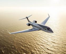 Gulfstream Showcases Three Business Jets at Dubai Airshow