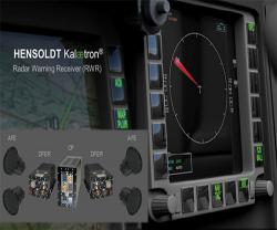 HENSOLDT Kalætron® RWR for Protection against Radar Threats