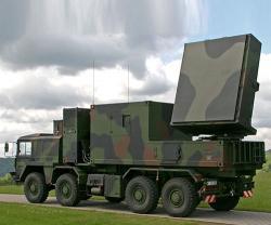 Hensoldt Modernizes COBRA Artillery Location Radars