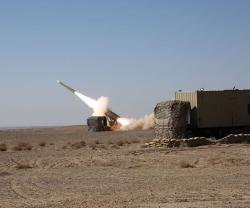 Iran Test-Fires New Generation of Mersad 16 Missile System