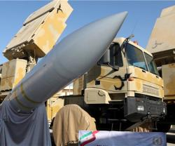 Iran Unveils Bavar 373 Missile Defense Shield
