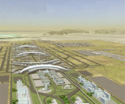 New Ultramodern Jeddah Airport Nearing Completion