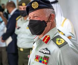 Jordanian King Inaugurates Military Oncology Center