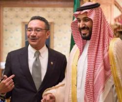 Malaysian Defense Minister Visits Saudi Arabia, Bahrain