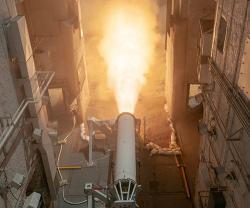 Lockheed Martin Tests U.S. Navy's Hypersonic Strike System