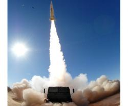 Lockheed Martin's ATACMS Concludes New Flight Test