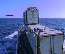 MBDA Completes Qualification Firing Trials of Sea Venom/ANL Missile