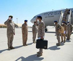Missile Air War Center 2021 Exercise Kicks Off in UAE