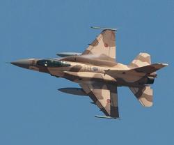 Morocco Requests Additional F-16 Ammunition