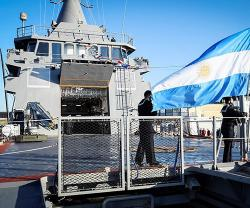 Naval Group Delivers Second Multi-Mission Offshore Patrol Vessel to Argentina