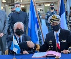 Naval Group Delivers Third Multi-Mission Offshore Patrol Vessel for Argentina