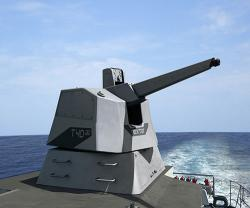 Nexter, Thales to Equip French Navy Ships with New Generation Artillery