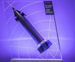 Nexter's Artillery Shell 155 KATANA Achieves First Piloted Firings