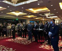 Over 100 Military, Government Attendees Join EDEX 2021 Briefing