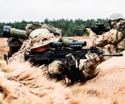 CZ Sponsors 9th Warrior Competition in Jordan