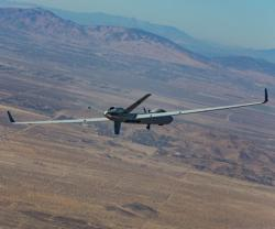 GA-ASI's MQ-9B SkyGuardian™ Flies for Over 48 Hours