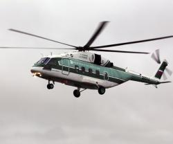 Russian Defense Ministry Orders Two Mi-38 Helicopters