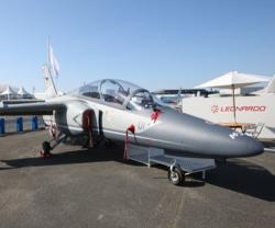 New M-345 Trainer Aircraft Makes Debut at Paris Air Show