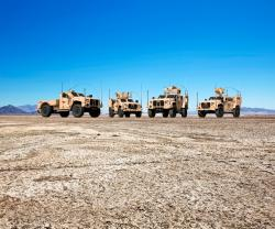 Oshkosh Defense Wins New JLTV Order from US Army
