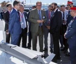 UAE Minister of State for Defence Affairs Visits Paris Air Show