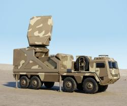 Thales Unveils Multifunction Ground Radar