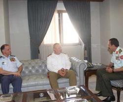 Jordan, Romania Discuss Military Cooperation