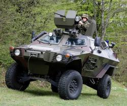 METRAVIB to Equip Turkish Army's COBRA II Vehicles
