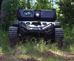 QinetiQ, Textron to Build U.S. Army's First Robotic Combat Vehicles