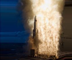 Raytheon, Aerojet Rocketdyne Ink Sourcing Deal for Standard Missile Programs