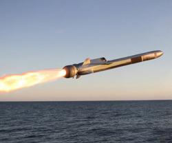 Raytheon's SM-6 Intercepts Ballistic Missile Target at Sea