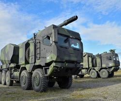 Rheinmetall Unveils New Generation of HX Tactical Trucks